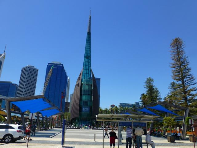 Bel Tower - Icon of Perth, Western Australia