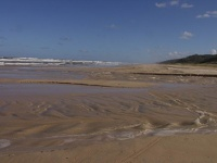 Elie Creek Inlet - Fraser Island, East Coast Queensland, OZ
