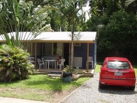 Good place to stay - Flametree Tropical Garden, Airlie Beach, East Coast Queensland, OZ