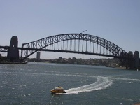 Harbour Bridge - Sydney, OZ