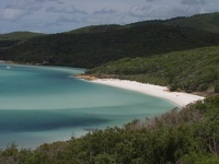 Sand like talcum powder - Whitsunday Island, Queensland, OZ