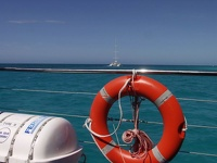 Security on Board - Passion of Paradise, Barrier Reef, Queensland, OZ