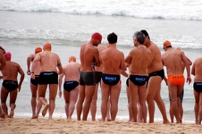 Rescue Teams - Manly Beach, Sydney, New South Wales, Australia