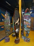 Talking Boards at Surf Museum - Torquay, Victoria, Australia