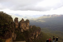 Three sisters - Sydney, New South Wales, Australia