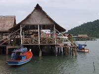 Fishing Village - Bang Bao, Koh Chang, Thailand