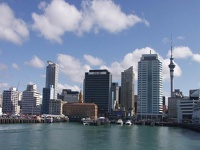 Waterfront Downtown - Auckland, NZ