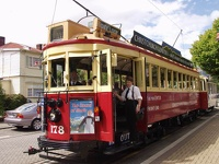City Loop Tram - Christchurch, South NZ