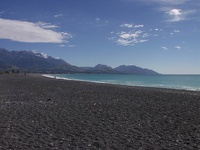 Kaikoura Beach - East Coast, South NZ