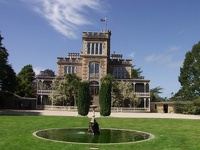 Larnach Castle - Dunedin, Otago Peninsula, South NZ