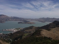 Lyttelton Harbour - Christchurch, South NZ