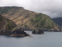 Welcome to the South - Marlborough Sounds, South NZ