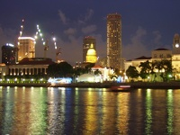 North Boat Quay - Singapore River, Singapore
