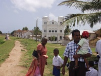 Present & Colonial Time - Old town Galle, Southern Province Sri Lanka