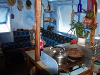 Kitchen of The Ark Gallery  - Tapana, Vava'u  Island
