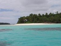 Nuku - small Island of Vava'u Group