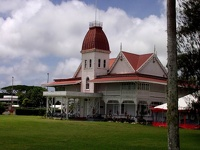 Palace of the King - Nuku'alofa, Tongatapu