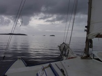 Sailing Orion  -  Islands of Vava'u Group