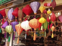 Colourful Lampions - Old Quarter, Hanoi, Vietnam
