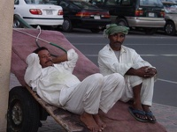 Siesta in Arab