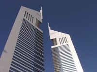 Twin Towers Dubai