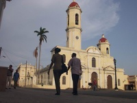 Church of Remedios - Cienfuegos province, Cuba