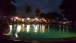 Diner waits for you - Anchorage Beach Resort Fiji Island Viti Levu