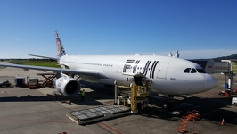 Fiji Aircraft - International Airport Auckland