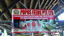 Food for chicken - Local market City of Lautoka Fiji Island Viti Levu