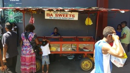 Indian sweets - City of Lautoka Fiji Island Viti Levu
