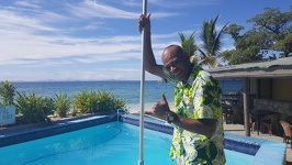 Pool Manager - Beachcomber Island Mamanuca Group Fiji Islands