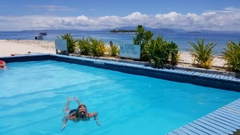 Pool or sea - Beachcomber Island Mamanuca Group Fiji Islands