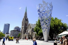 Chalice and Cathedral - Christchurch, NZ