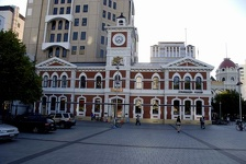 Former Chief Post Office - Cathedral Square, Christchurch, NZ