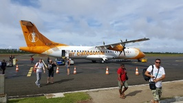 Air Caldonia Carrier - Moue Airport Ile des Pins