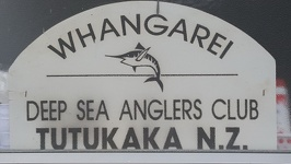 Deep Sea Anglers Club - Tutukaka Northland Region North New Zealand