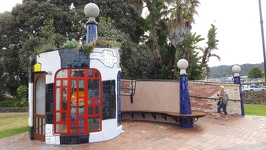 Inspired by Hundertwasser - City of Whangarei Northland North New Zealand
