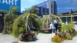 Greening project - Christchurch New Zealand