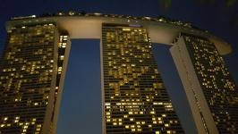 By dawn 2 - Marina Bay Sands Hotel Singapore