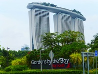 Marina Bay Sands Hotel - Singapore City