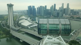 On top of - Singapore Flyer Singapore