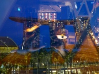 Reflections - Marina Bay Sands Hotel Singapore