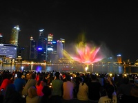 Sound and Vision - Show at Marina Bay Sands Singapore