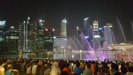 Sound and Vision 2 - Show at Marina Bay Sands Singapore