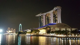 Three Hightlights - Marina Bay Singapore