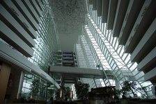 Interieur Tower One - Marina Bay Sands Hotel, Singapore