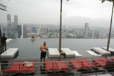 Pool picture Bellywood - Marina Bay Sands Hotel, Singapore