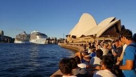 After work party at the Opera House - Sydney New South Wales Australia