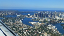 First sight on Sidney - Sydney New South Wales Australia