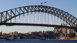 Harbour Bridge - Sydney New South Wales Australia